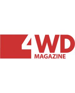4WD 8 nrs  + COOPER Tires sjaal, muts en ijskrabber (incl. handschoen)  voor € 37,50 SA