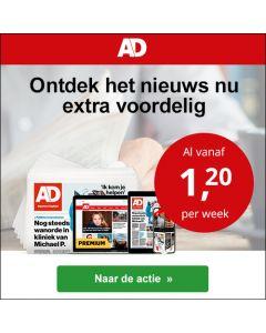 Algemeen Dagblad (AD) Bestelpagina