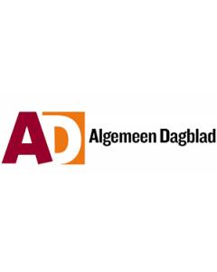 Algemeen Dagblad (AD) | compleet 6/6 | 3 jaar € 6,00 p.w. TWO