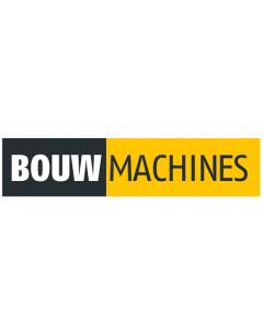 Bouwmachines 3x SA