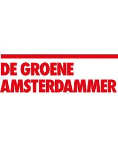 De Groene Amsterdammer 10 weken € 15,-- SA