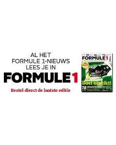 Formule1 - 3 nrs KADO € 15,--