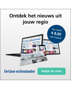 Gooi en Eemlander Compleet 6/6 | 2 jaar  € 5,65 p.w. TWO