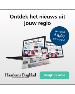 Haarlems Dagblad Zaterdag+ 1/6 | 1 jaar € 3,10 p.w. TWO