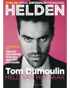 Helden Magazine 3 nrs € 24,-- SA