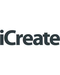 iCreate Magazine 10 nrs € 55,-- KADO