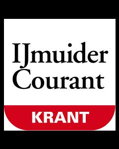 IJmuider Courant Zaterdag+ 1/6   1 jaar € 3,10 p.w. TWO