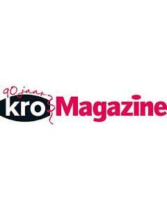 KRO Magazine 1 jaar € 42,-- TWO