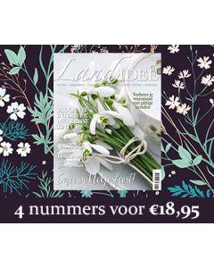 LandIdee 4x voor € 18,95 SA