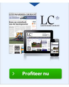 Leeuwarder Courant Digitaal 0/6 | 1 jaar € 3,92 p.w. TWO