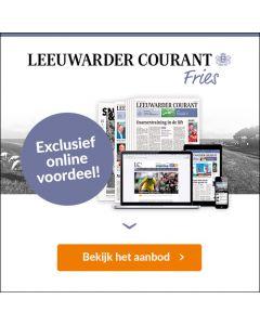 Leeuwarder Courant Compleet 6/6 | 1 jaar  € 8,07 p.w. TWO