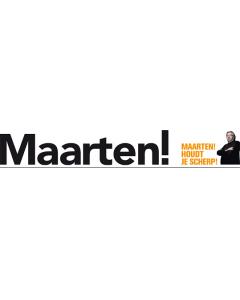 ( ) Wetenschap - Maarten