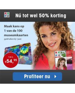 NCRV Gids 1 jaar € 42,-- TWO