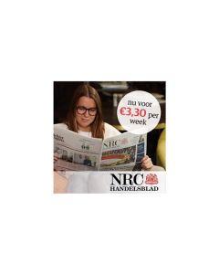 NRC Handelsblad Weekend 1/6 - 1 jaar € 3,30 p.w. TWO