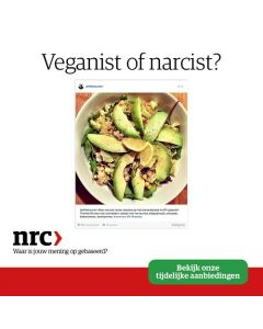 NRC Handelsblad Compleet 6/6 - 1 jaar € 6,80 p.w. TWO