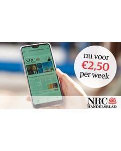 NRC Handelsblad Digitaal Abonnement   1 jaar € 2,50 p.w. TWO