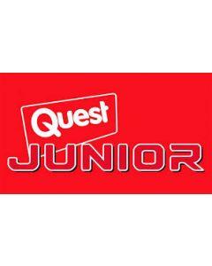 Quest Junior 6 nrs € 25,-- KADO