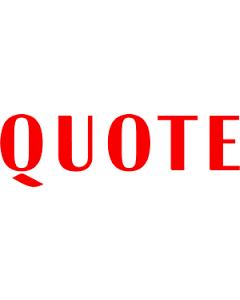 Quote 3 nrs voor 25 Euro KADO