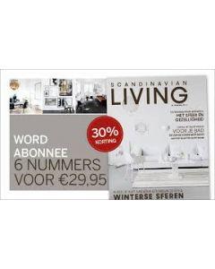 Scandinavian Living 6x TWO