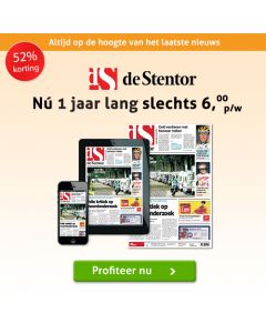 De Stentor Compleet 6/6| 3 jaar - € 6,-- p.w. TWO