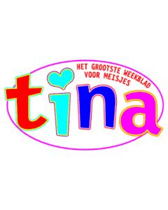 (3) Meidenbladen - Tina