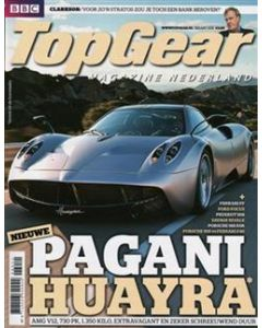 TopGear Magazine 12 nrs voor € 69,95 TWO (2*)