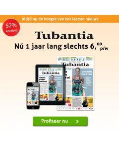 TC Tubantia Compleet 6/6  3 jaar voor € 6,-- p.w. TWO