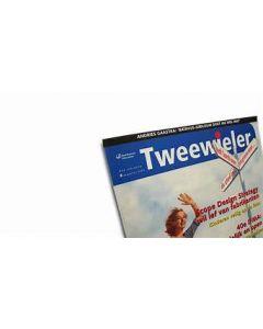 Tweewieler 3x voor € 15,-- SA