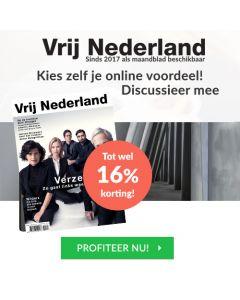 Vrij Nederland 3x voor € 25,-- SA