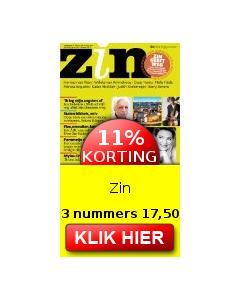 ZIN Magazine 3 nrs KADO